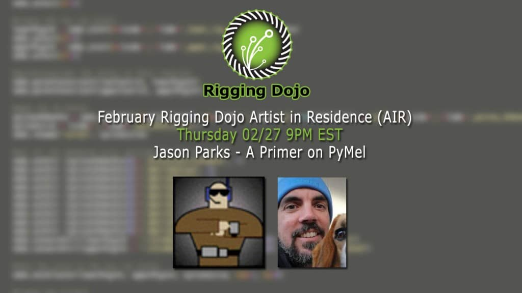 Jason Parks Rigging Dojo AIR