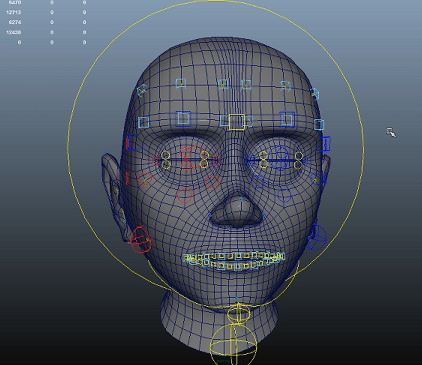 Rigging Dojo Face Rigging 101