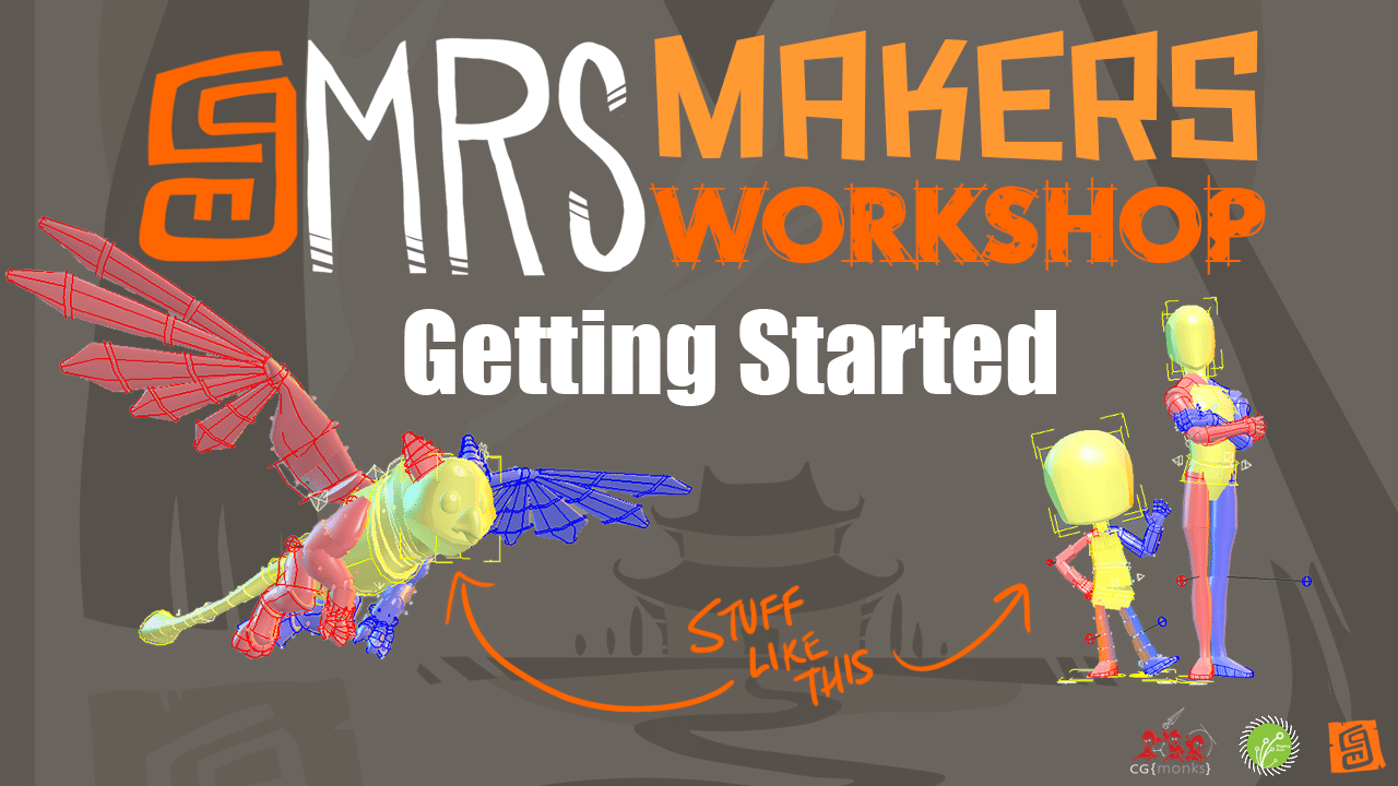 Announcing: MRS Makers Workshop – CG Monastery